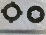 Диски фрикционные к станкам 16К20,  1К62.