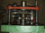 Коробка скоростей вертикально сверлильного станка 2Н135. 2Н125.