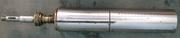 Пиноль задней бабки,  пиноль токарного станка 1К62,  16К20,  1М63.