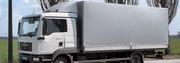 Доставка грузов на рефрижераторах 5, 10, 20 тонн