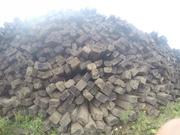 Деревянные пропитанные бу шпалы оптом