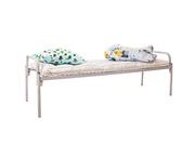 Металлические кровати эконом класса