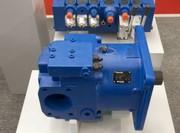 Гидромотор Bosch RexrothA10V071DFLR/31L-PSC62K010